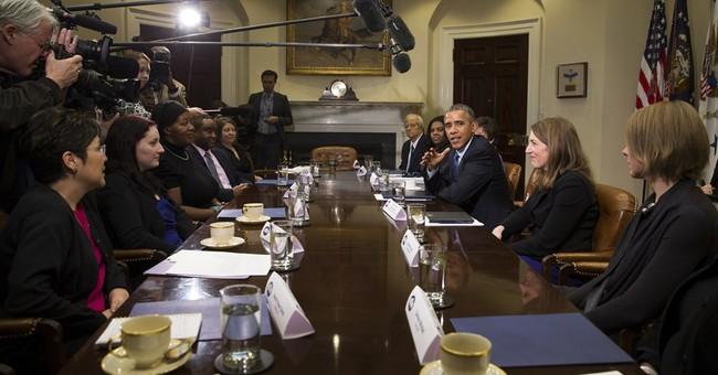 Obama highlights health law; says repeal makes 'no sense'