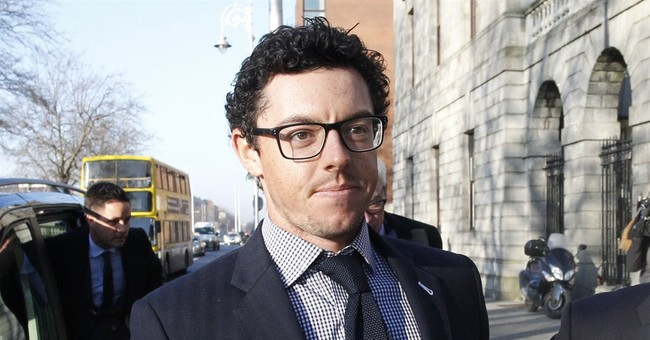 McIlroy in Dublin court for case against former agent