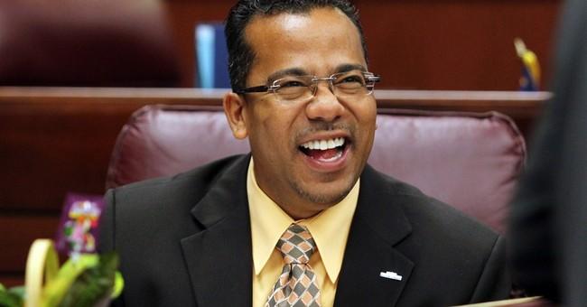 Expelled Nevada assemblyman gets probation in gun case