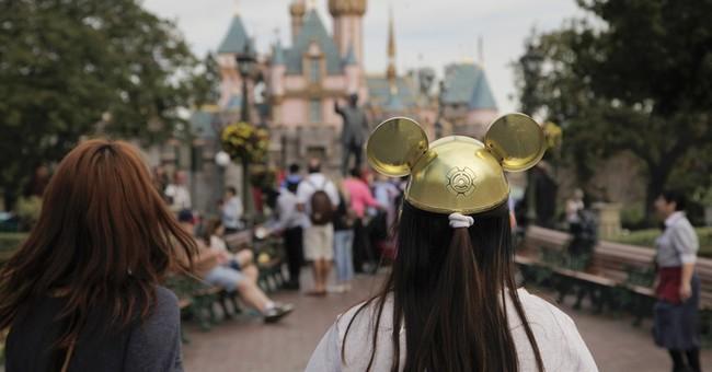Disney has magical 1st quarter on 'Frozen,' parks revenue