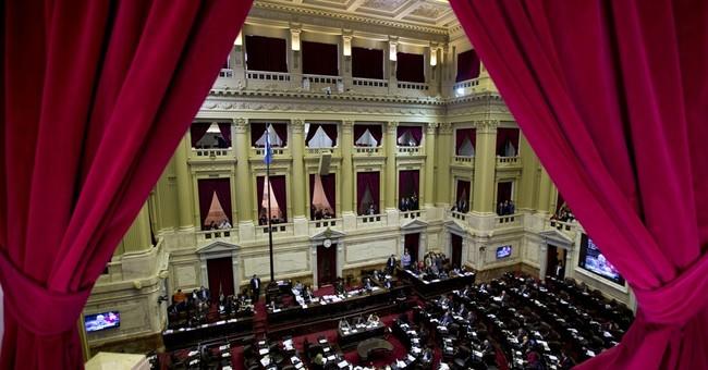 Argentina's Congress debates reform of spy agency