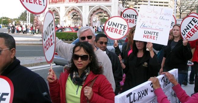Labor charges filed at Taj Mahal casino; Revel in turmoil