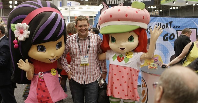 Snoopy owner Iconix to buy Strawberry Shortcake for $105M