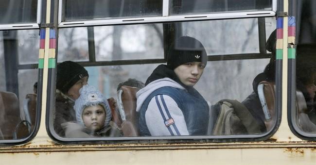 UN criticizes Ukraine fighting tactics; raises toll to 5,358