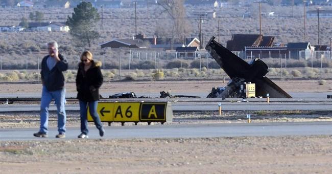 Jet trainer crash kills 2 at Southern California airport