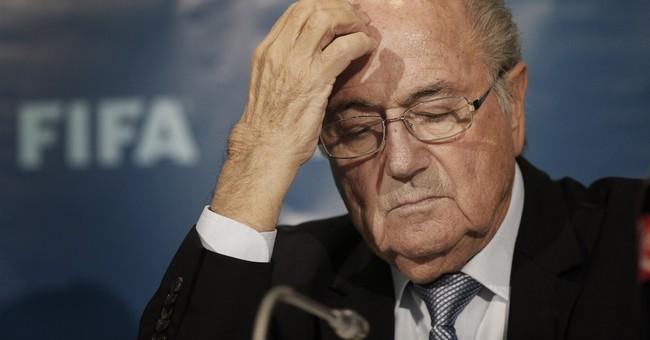 Report: FBI looking into Blatter's role in bribery case