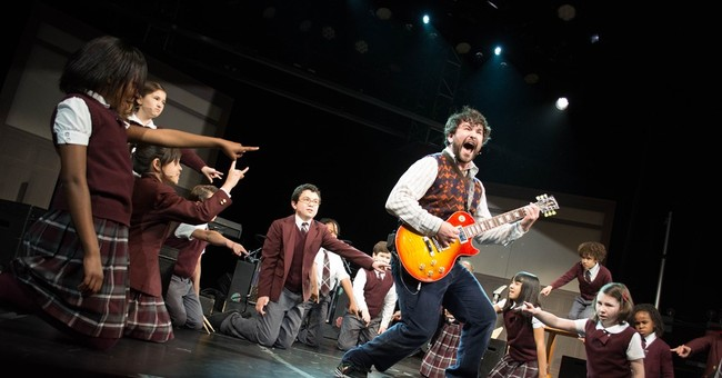 Review: 'School of Rock' a crowd-pleasing, upbeat musical