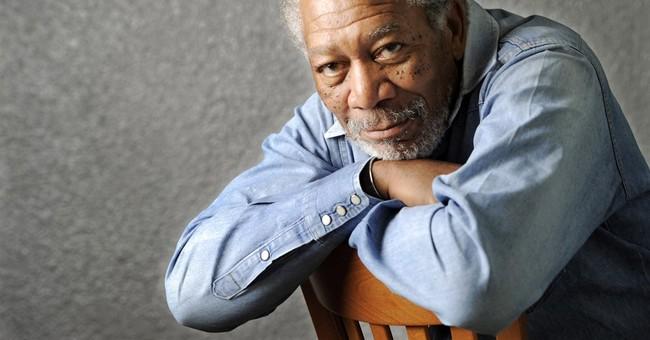 Actor Morgan Freeman unhurt after plane's forced landing