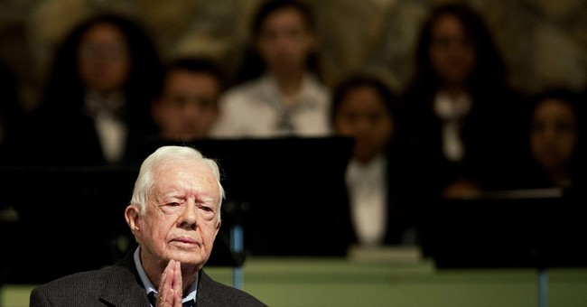 Jimmy Carter says latest brain scan shows no cancer