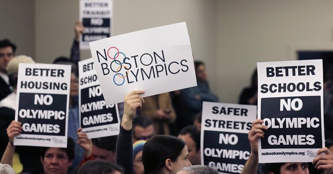 Olympics opponents learn from Boston revolt over 2