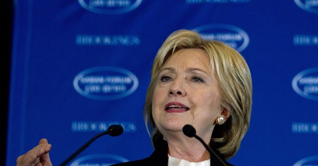 Clinton: Possible IS gains if Palestinian leadership vacuum