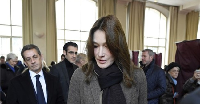 French regional vote: National Front dominates first round
