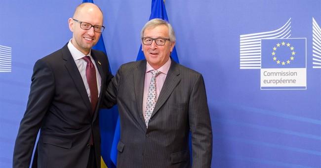 EU, Ukraine to introduce trade pact despite Russian threats