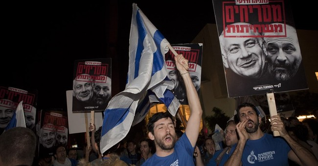 Impending natural gas deal angers many Israelis