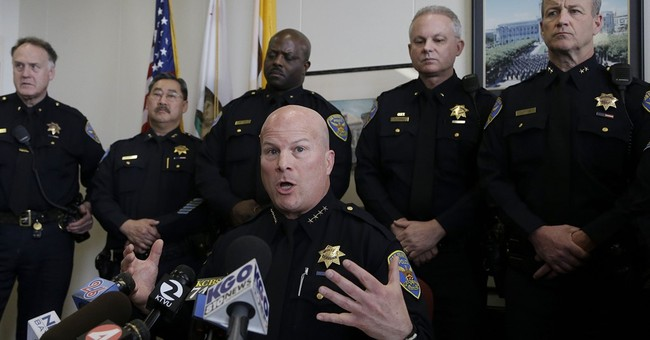 San Francisco's police chief to ask officials for Tasers