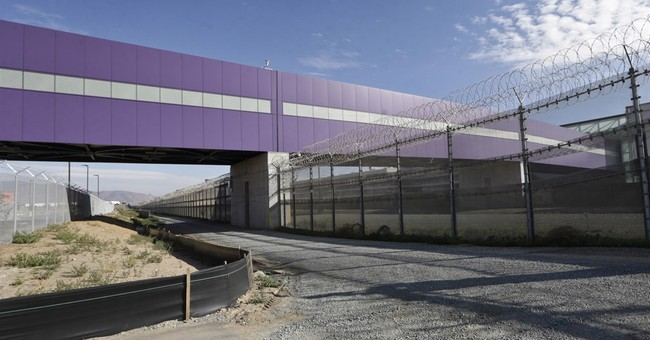 California newest airport terminal extends to Mexico