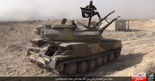 Amnesty: Most weapons used by IS were seized from Iraqi army