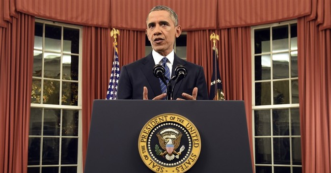 What Obama said in Oval Office address on terrorism
