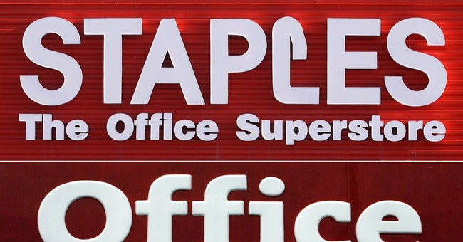 Regulators move to stop Staples' deal with Office Depot