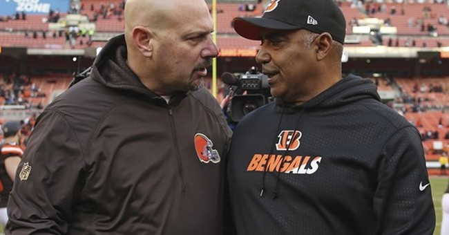 Bengals take care of business, rock reeling Browns 37-3
