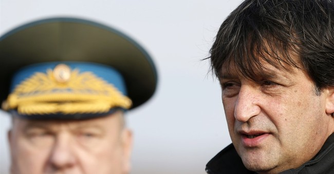 Serbian defense minister fired over sexist remark