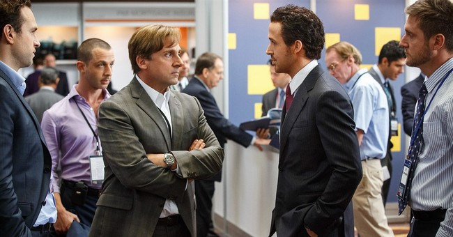 Review: In 'The Big Short,' a bet against America pays off