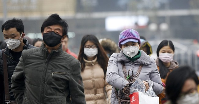 Beijing's red alert for smog requires a 3-day forecast