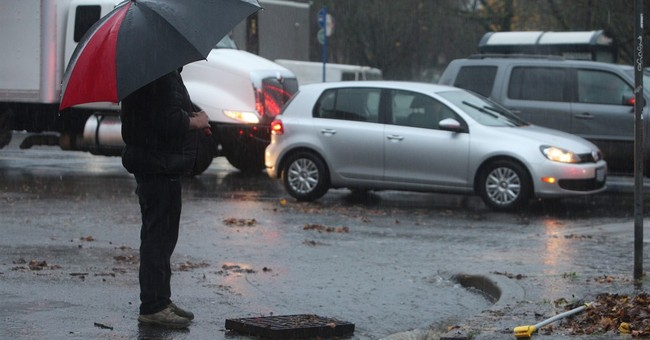 Northwest Oregon pummeled by rain; forecast: more storms