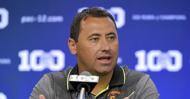 Steve Sarkisian sues USC for contract breach after firing