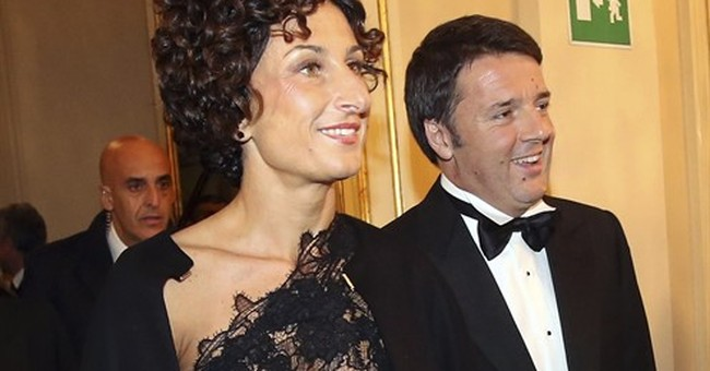 Italian PM attends La Scala premiere amid extra security