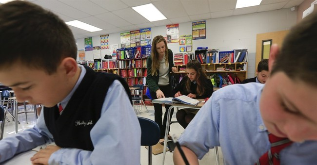 Backlash over Common Core extends to US Catholic schools