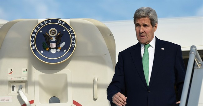 Kerry passes Clinton for miles, flight time as top diplomat
