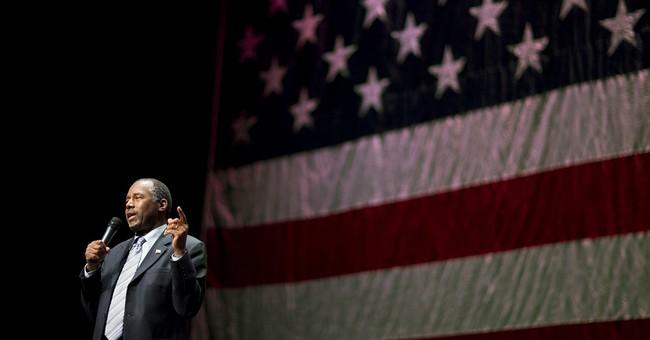 Carson: US needs modern version of Cold War 'air-raid drill'
