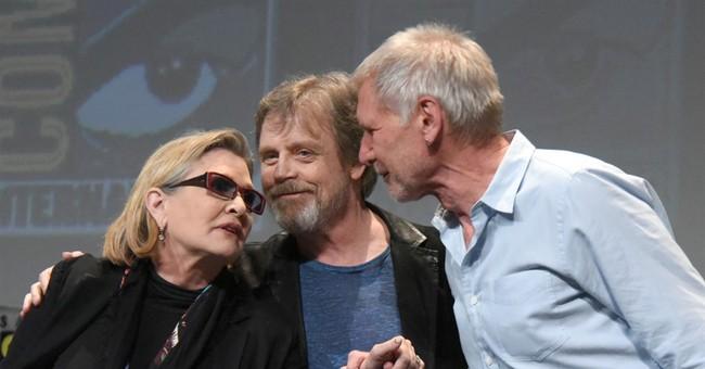 Harrison Ford promises older, wiser Solo in 'Force Awakens'