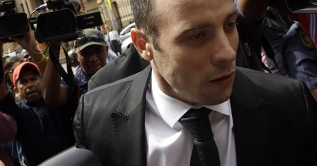 Oscar Pistorius applies for bail following murder conviction