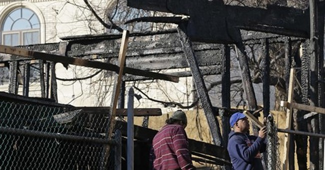 Police, Jewish NYC neighborhood flummoxed by serial arsonist