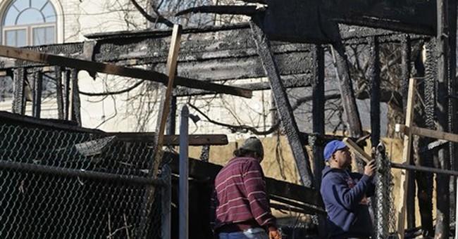 Police, Jewish NYC neighborhood flummoxed by serial arsonist