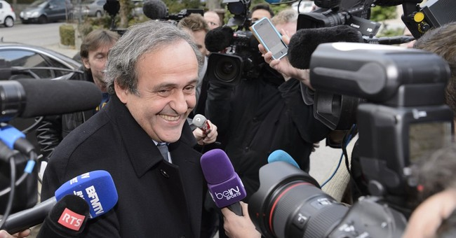 Platini pledges to tell 'only the truth' at FIFA ban appeal