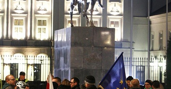 Poland's president defies constitutional ruling amid crisis