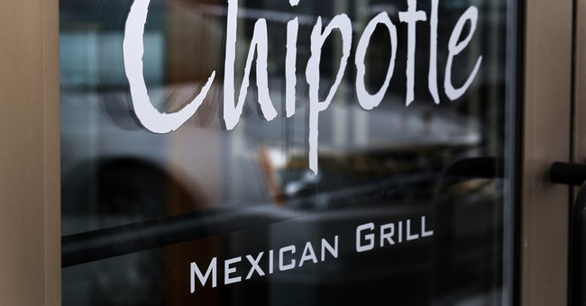 Chipotle shares fall amid E. coli, sales issues