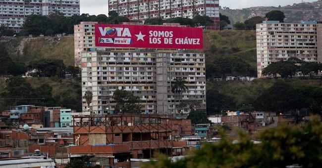 Venezuela's poor rejected socialists, now fear eco
