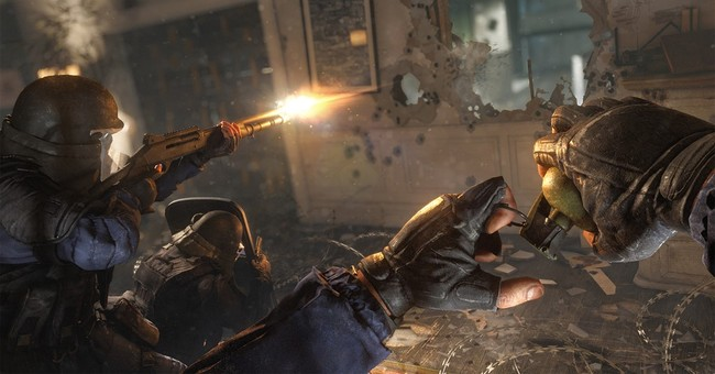 Review: Ubisoft turns 'Rainbow 6' into 5-vs.-5 war on terror