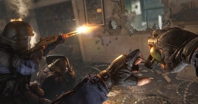 Review: Ubisoft turns 'Rainbow 6' into 5-vs.-5 war on terror