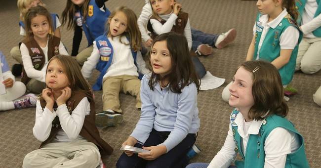 Girl Scouts hope tech initiatives will curb membership drop