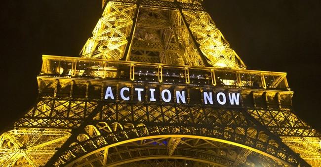 Hosts take steps to limit carbon footprint of Paris talks