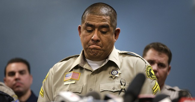 California detective who said he'd take bullet speaks out