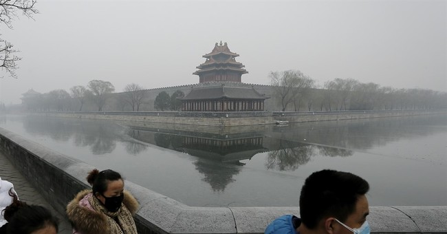 Beijing authorities use technology in pollution battle