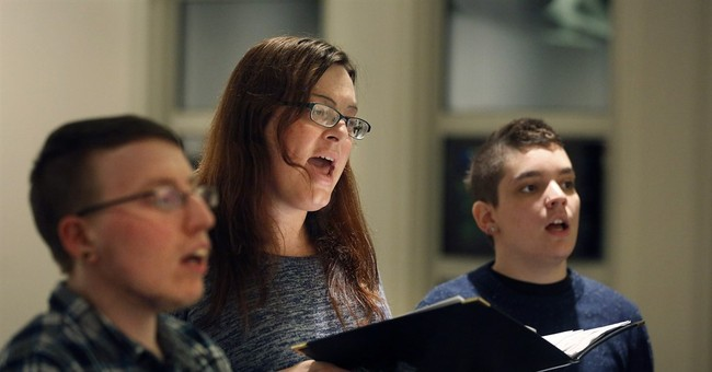 Transgender singers find their voices in Boston choir