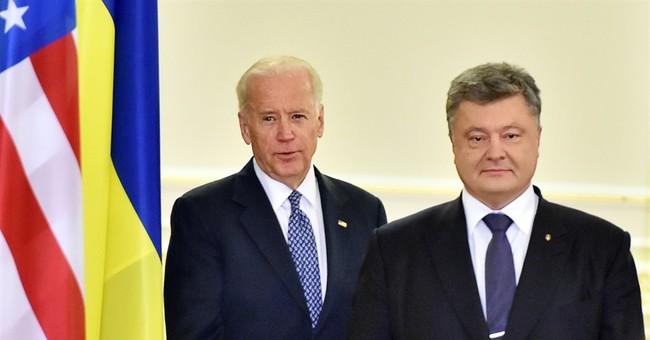 Biden warns Ukraine of backsliding on corruption