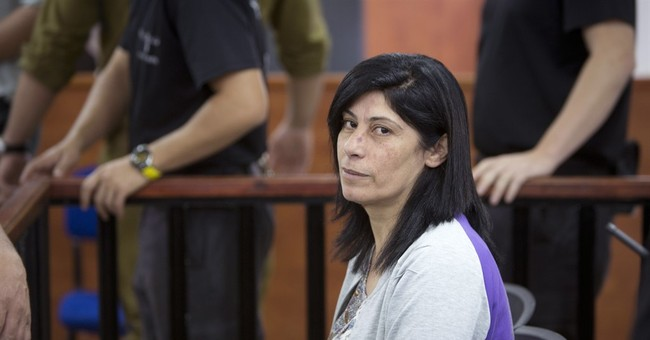 Israel sentences female Palestinian lawmaker to 15 months